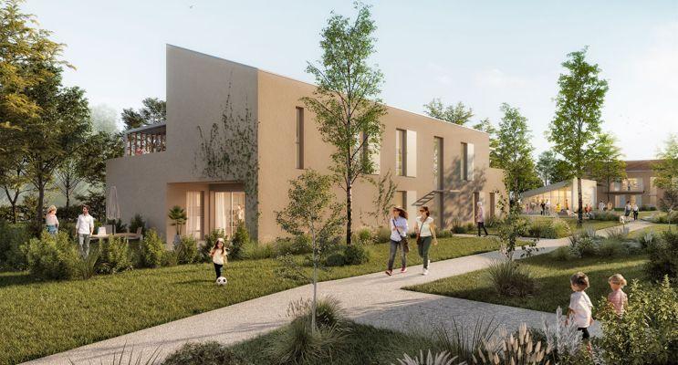 Résidence « Pibrac Parc » programme immobilier neuf en Loi Pinel à Pibrac n°1