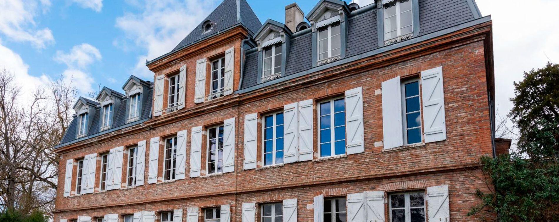 Résidence Château du Pin à Pin-Balma