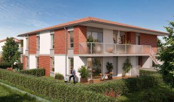 Pins-Justaret : programme immobilier neuf « Domaine du Hautmont » en Loi Pinel