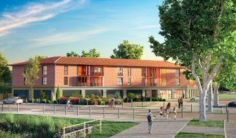 Photo du Résidence « La Clef d'Or » programme immobilier neuf en Loi Pinel à Pinsaguel