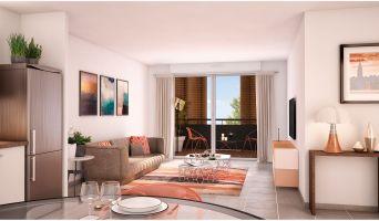 Pinsaguel programme immobilier neuve « La Clef d'Or »  (2)
