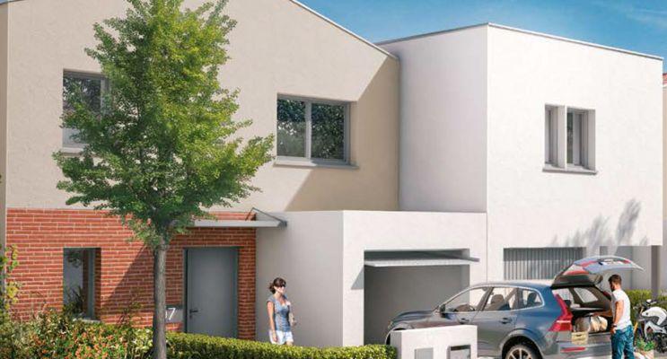 Résidence « Greenline » programme immobilier neuf en Loi Pinel à Plaisance-du-Touch n°1