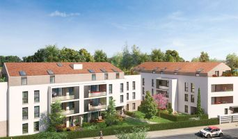 Photo du Résidence « Greenside » programme immobilier neuf en Loi Pinel à Plaisance-du-Touch