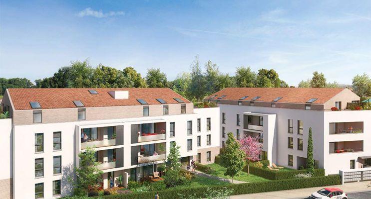 Photo du Résidence « Greenside » programme immobilier neuf en Loi Pinel à Plaisance-du-Touch