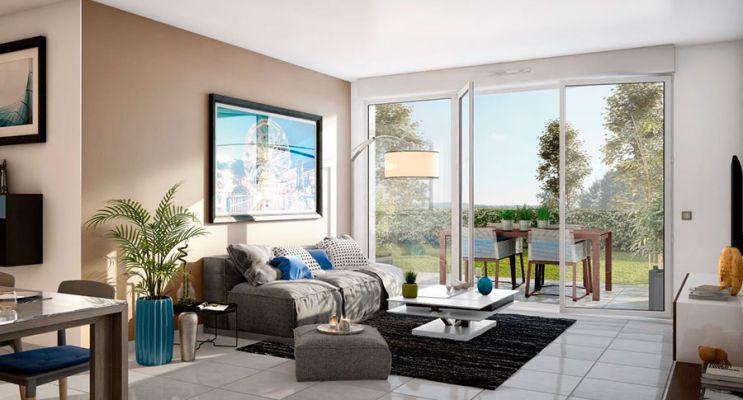 Résidence « Jardins De Sienne » programme immobilier neuf en Loi Pinel à Plaisance-du-Touch n°4