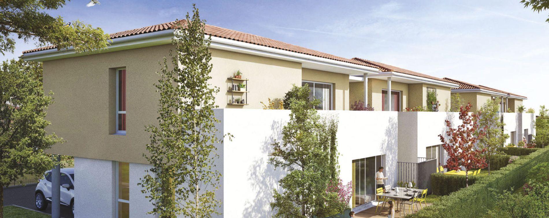 Plaisance-du-Touch : programme immobilier neuve « Le Clos des Nonettes »