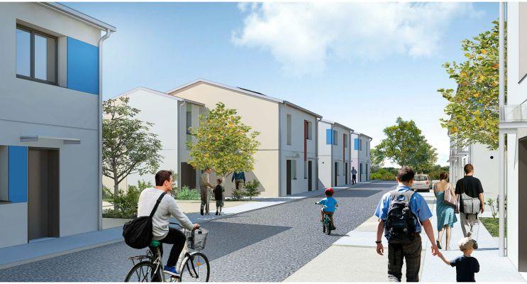 Photo du Résidence « Le Domaine Des Frênes » programme immobilier neuf en Loi Pinel à Plaisance-du-Touch
