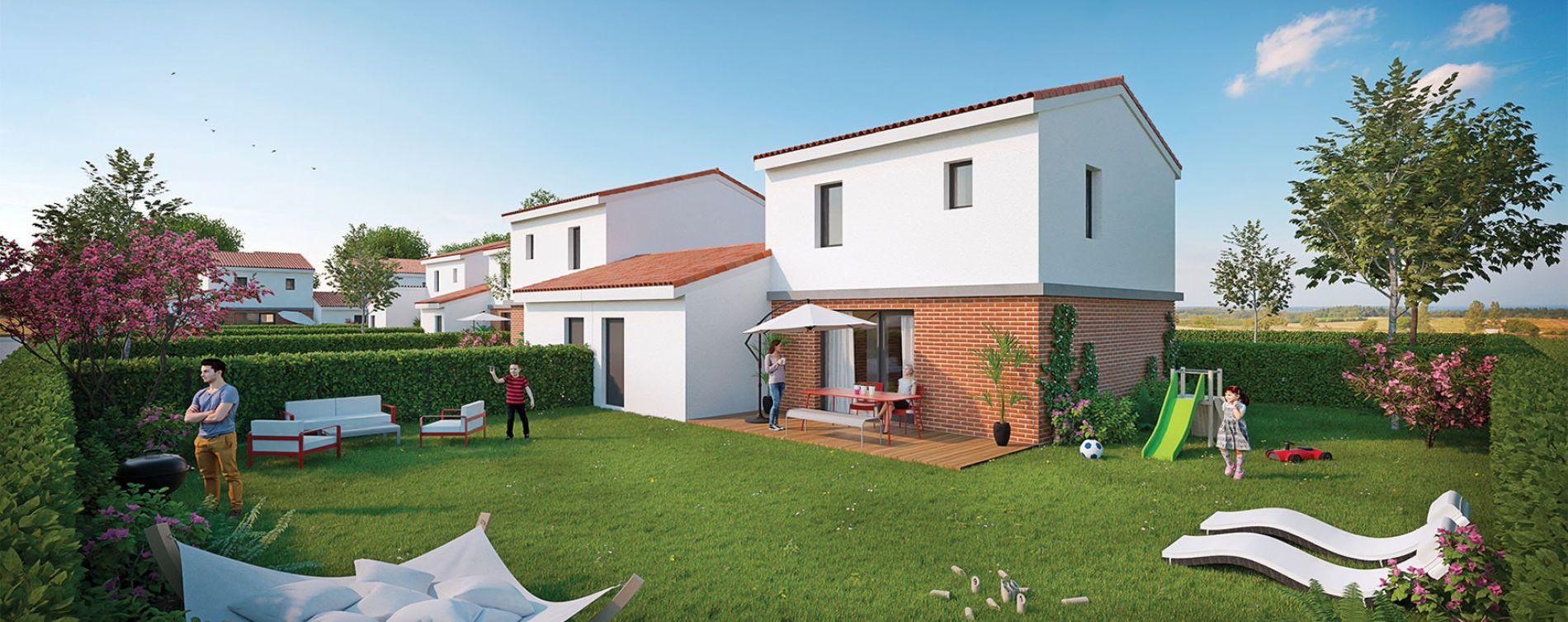 Plaisance-du-Touch : programme immobilier neuve « Résidence Saint Nicolas »