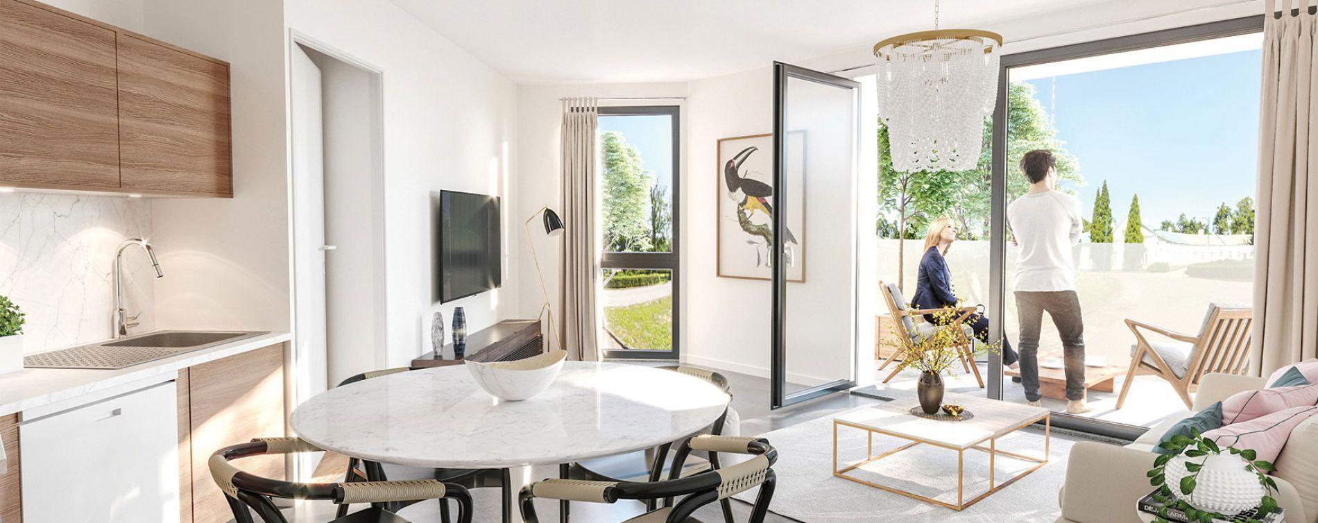 Plaisance-du-Touch : programme immobilier neuve « Résidence Saint Nicolas » (3)