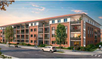Plaisance-du-Touch : programme immobilier neuf « Sylvia 2 » en Loi Pinel