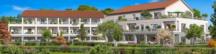 Appartement t2 quint fonsegrives n 745 est for Achat maison yvelines