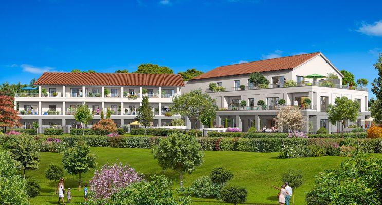 Photo du Résidence « Domaine Massada » programme immobilier neuf en Loi Pinel à Quint-Fonsegrives