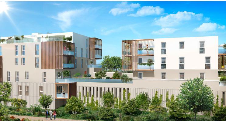 Résidence « In'View » programme immobilier neuf en Loi Pinel à Ramonville-Saint-Agne n°2