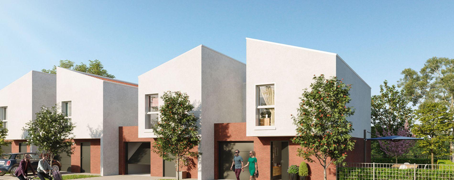Roques : programme immobilier neuve « Karat » en Loi Pinel (2)
