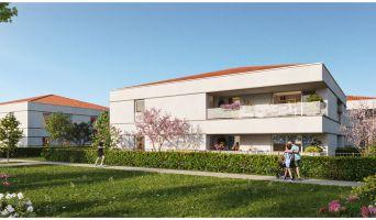 Roques programme immobilier neuf « Karat » en Loi Pinel
