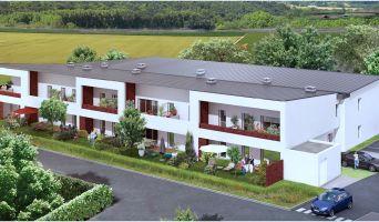 Résidence « Les Terrasses De Côme » programme immobilier neuf en Loi Pinel à Roques n°1