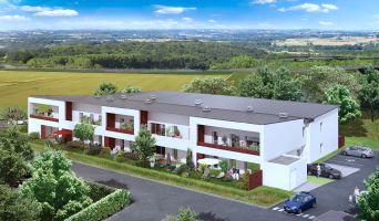 Résidence « Les Terrasses De Côme » programme immobilier neuf en Loi Pinel à Roques n°3