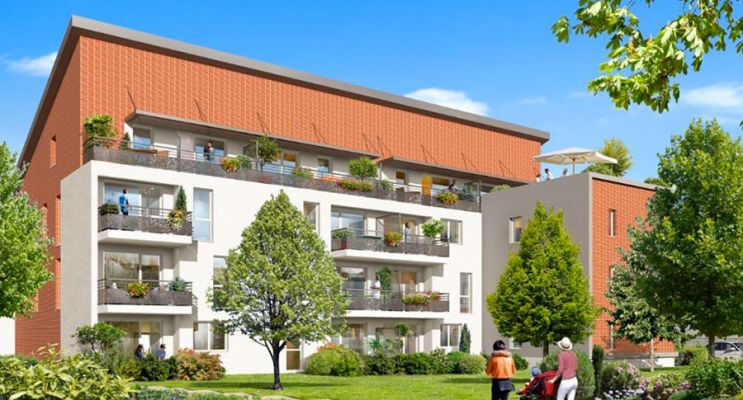 Photo du Résidence « Clos Baronnie » programme immobilier neuf en Loi Pinel à Saint-Jean