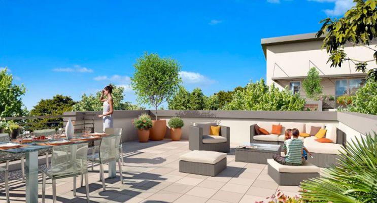 Résidence « Clos Baronnie » programme immobilier neuf en Loi Pinel à Saint-Jean n°2