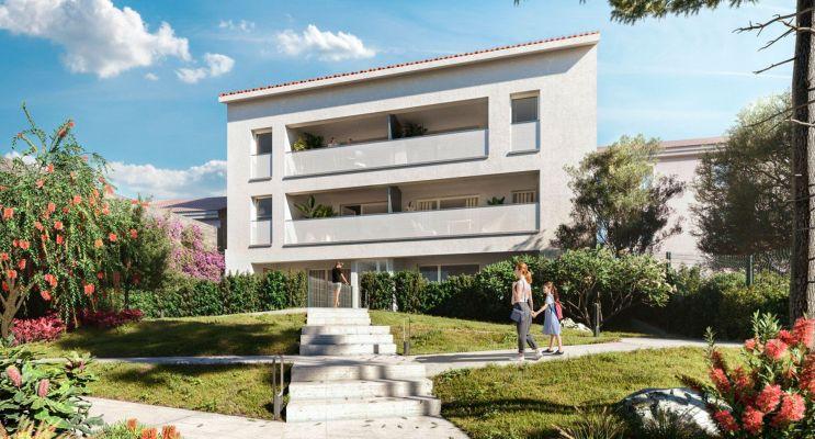 Photo du Résidence « Agora » programme immobilier neuf en Loi Pinel à Saint-Jory