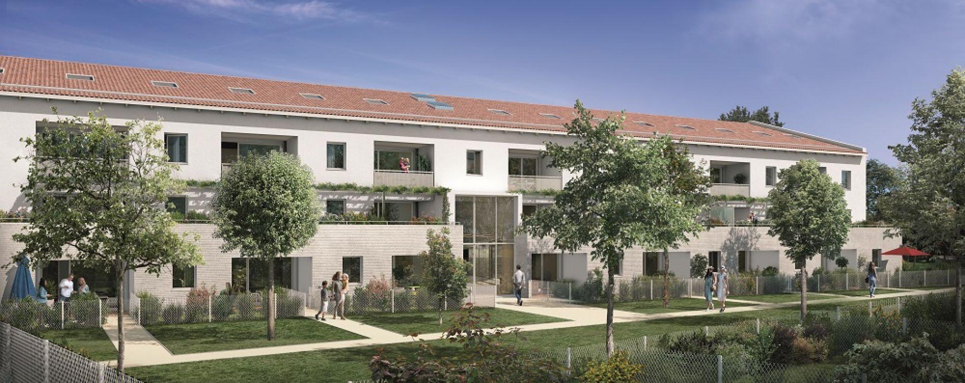 Résidence Domaine d'Ophélia à Saint-Jory