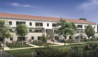 Photo n°1 du Résidence « Domaine D'Ophélia » programme immobilier neuf en Loi Pinel à Saint-Jory