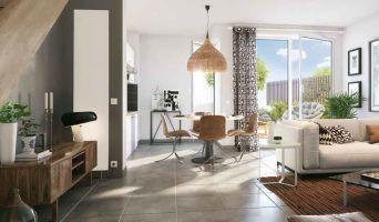 Photo n°2 du Résidence « Domaine D'Ophélia » programme immobilier neuf en Loi Pinel à Saint-Jory
