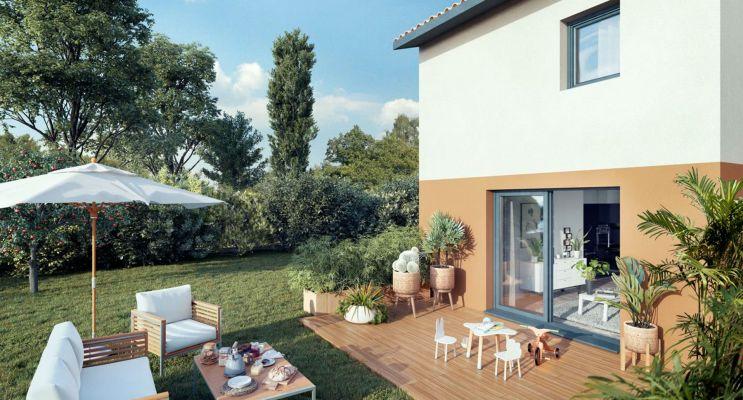 Photo du Résidence « Le Domaine des Pins » programme immobilier neuf à Saint-Jory