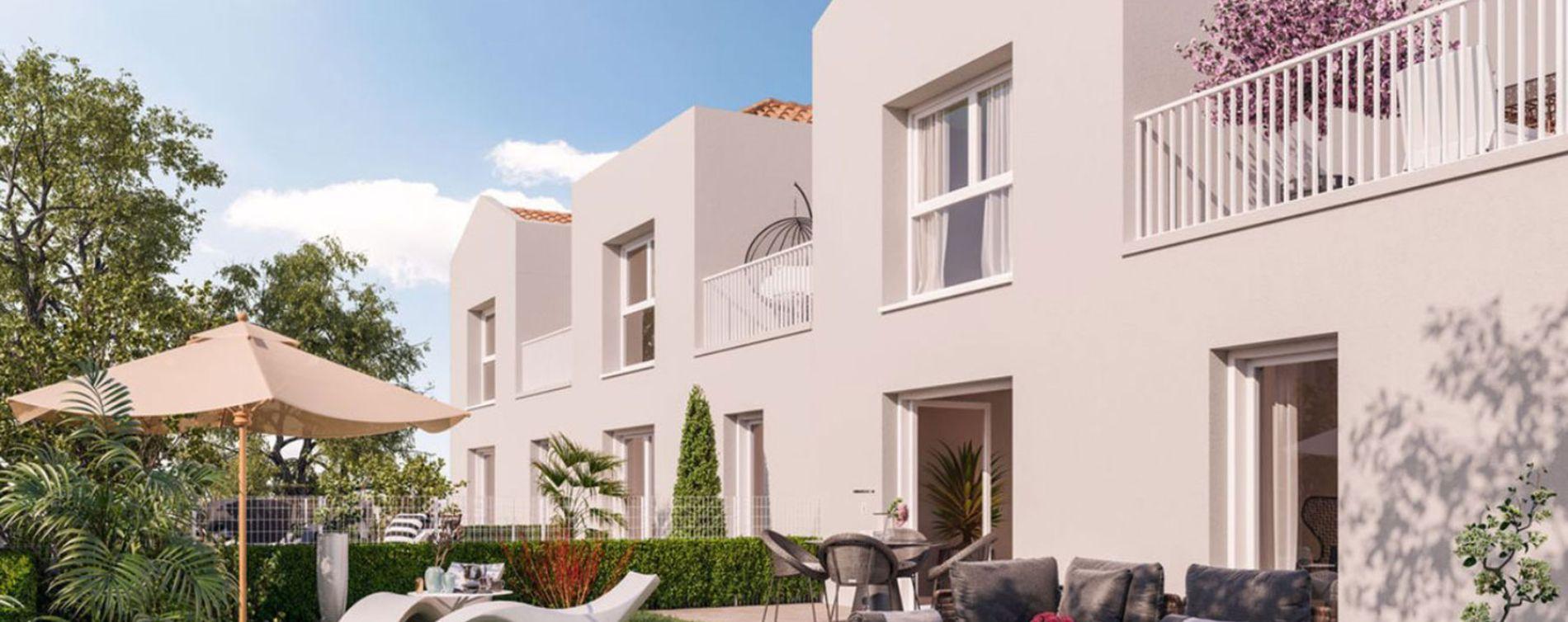 Saint-Jory : programme immobilier neuve « Le Gabriel » en Loi Pinel