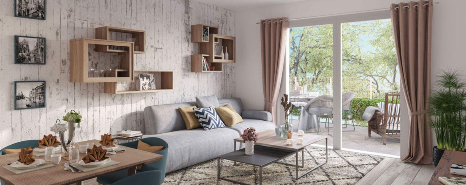 Saint-Jory : programme immobilier neuve « Le Gabriel » en Loi Pinel (3)
