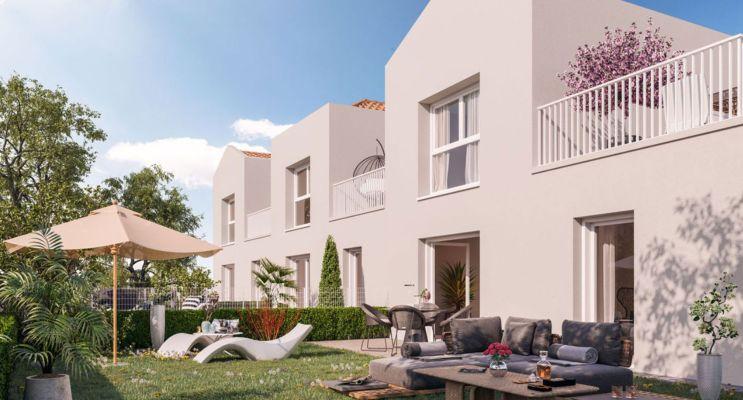 Saint-Jory : programme immobilier neuf « Le Gabriel » en Loi Pinel