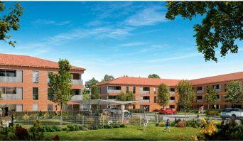 Photo n°1 du Résidence « Le Mas Séréna » programme immobilier neuf en Loi Pinel à Saint-Jory