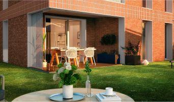 Photo n°2 du Résidence « Le Mas Séréna » programme immobilier neuf en Loi Pinel à Saint-Jory
