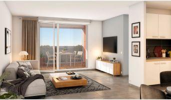 Photo n°3 du Résidence « Le Mas Séréna » programme immobilier neuf en Loi Pinel à Saint-Jory