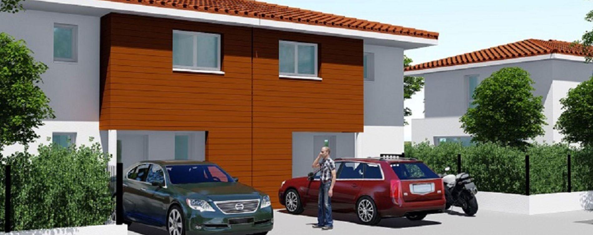 Saint-Jory : programme immobilier neuve « Les Jardins d'Emilie »