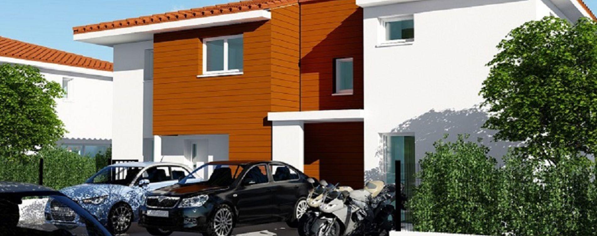 Saint-Jory : programme immobilier neuve « Les Jardins d'Emilie » (2)