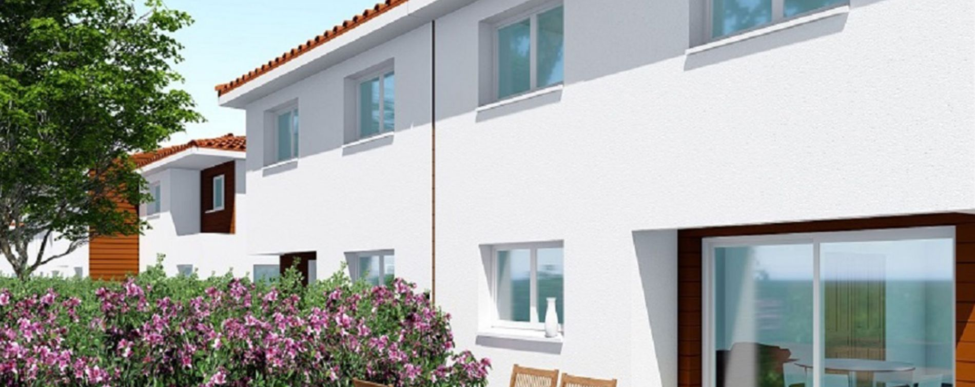 Saint-Jory : programme immobilier neuve « Les Jardins d'Emilie » (3)