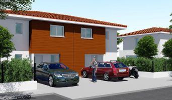 Photo du Résidence « Les Jardins d'Emilie » programme immobilier neuf en Loi Pinel à Saint-Jory