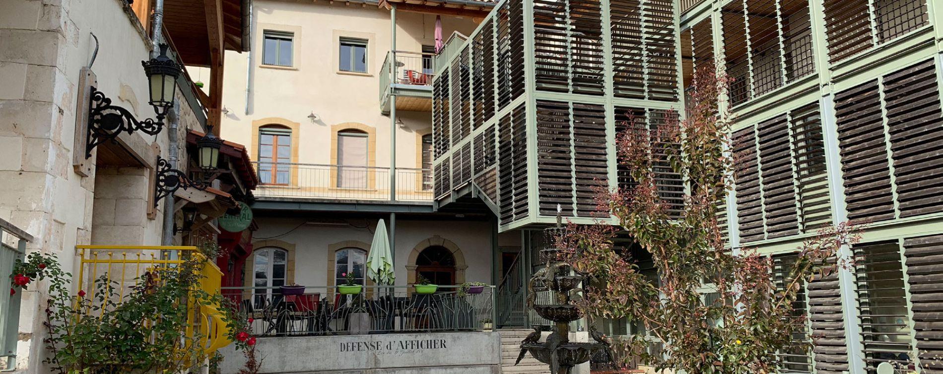 Saint-Martory : programme immobilier neuve « Les Genévriers »