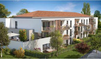 Résidence « Calzéa » programme immobilier neuf en Loi Pinel à Saint-Orens-de-Gameville n°2