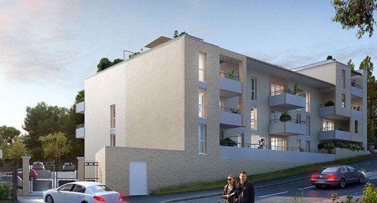 Résidence « La Croix D'Or » programme immobilier neuf en Loi Pinel à Saint-Orens-de-Gameville n°2