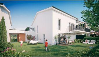 Photo du Résidence « Les Terrasses de Saint Orens » programme immobilier neuf en Loi Pinel à Saint-Orens-de-Gameville