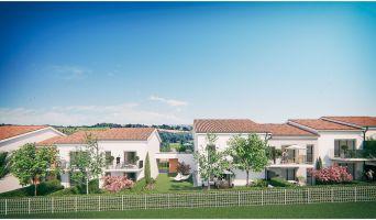 Résidence « Les Terrasses De Saint Orens » programme immobilier neuf en Loi Pinel à Saint-Orens-de-Gameville n°3