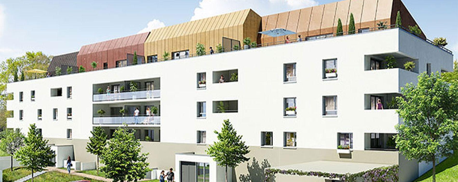 Résidence Les Terrasses de Saint'O à Saint-Orens-de-Gameville