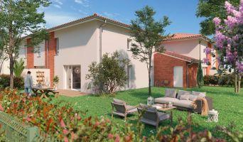 Photo du Résidence « Les Villas Bleuets » programme immobilier neuf en Loi Pinel à Saint-Orens-de-Gameville
