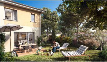 Photo du Résidence « Les Villas d'Aristée » programme immobilier neuf en Loi Pinel à Saint-Orens-de-Gameville