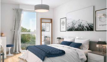 Photo n°4 du Résidence « Les Villas D'Aristée » programme immobilier neuf en Loi Pinel à Saint-Orens-de-Gameville