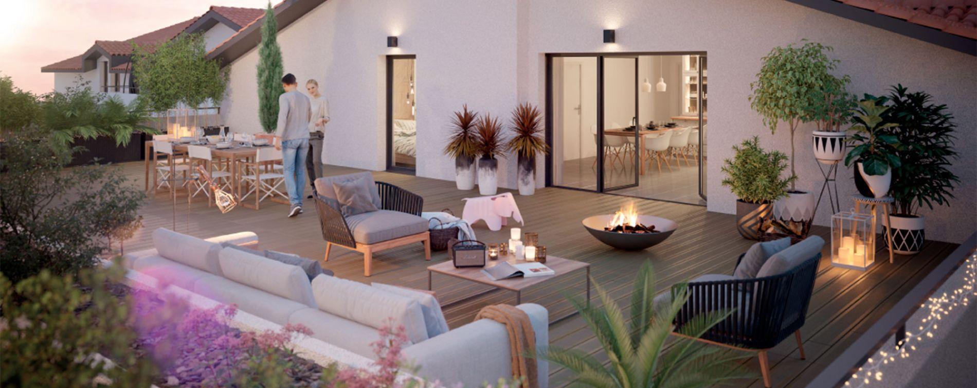 Saint-Orens-de-Gameville : programme immobilier neuve « Origin' » en Loi Pinel (3)