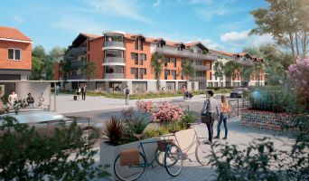 Photo du Résidence « Origin' » programme immobilier neuf en Loi Pinel à Saint-Orens-de-Gameville