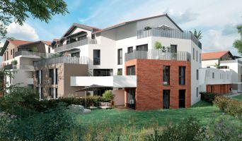 Résidence « Origin' » programme immobilier neuf en Loi Pinel à Saint-Orens-de-Gameville n°2